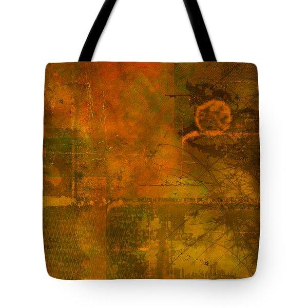 Landscape Of Mars Tote Bag by Christopher Gaston
