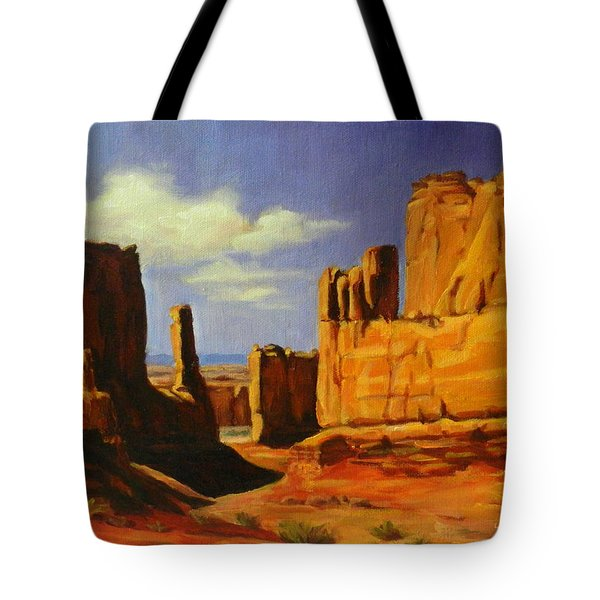 Lane Park  Utah Tote Bag