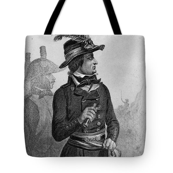 Lazare Carnot (1753-1823) Tote Bag by Granger