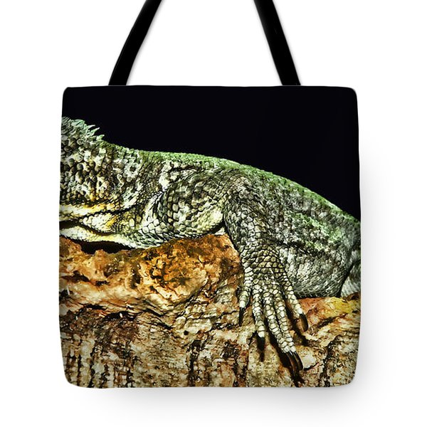 Let Me Strike A Pose Tote Bag by Lourry Legarde