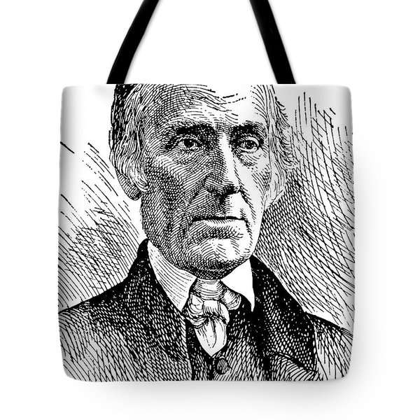 Levi Coffin (1798-1877) Tote Bag by Granger