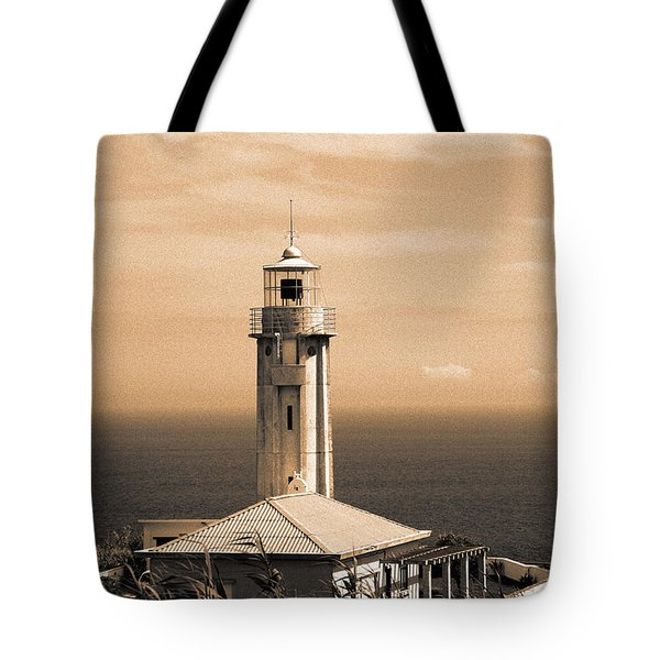 Lighthouse Tote Bag by Gaspar Avila