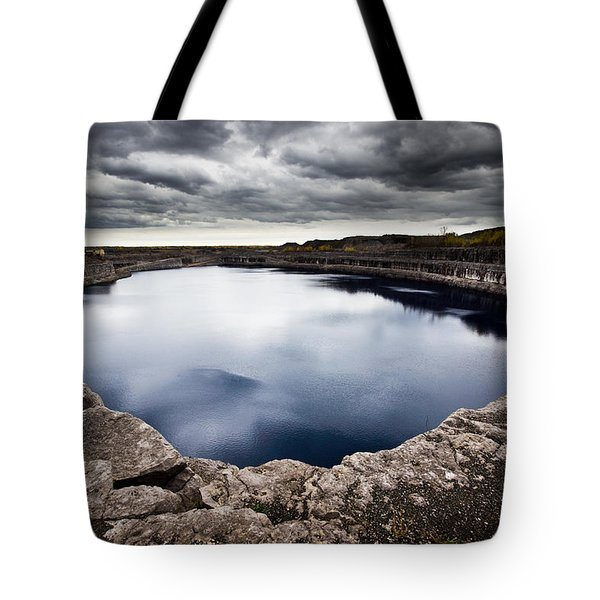 Marmora Mine Tote Bag by Cale Best