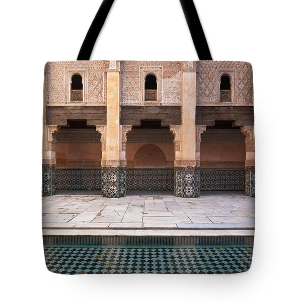 Marrakesh, Morocco Tote Bag by Axiom Photographic