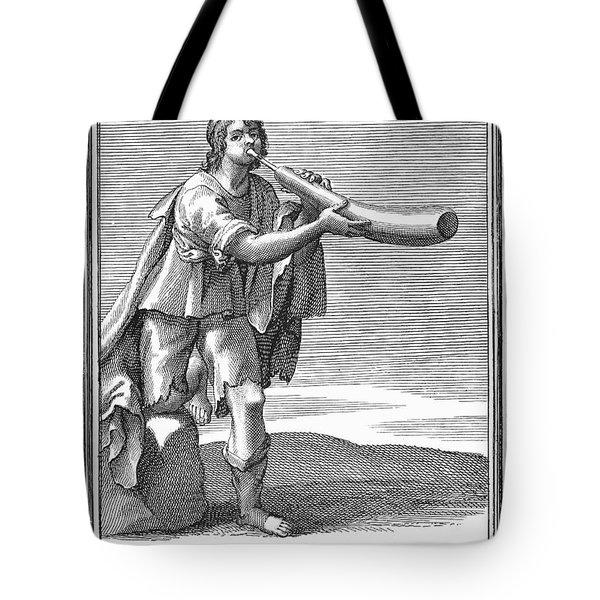 Marrow Trumpet, 1723 Tote Bag