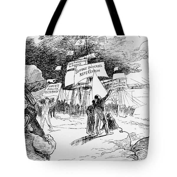 Marxism, C1891 Tote Bag by Granger