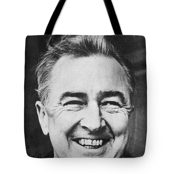 Mccarthy Campaign, 1968 Tote Bag by Granger