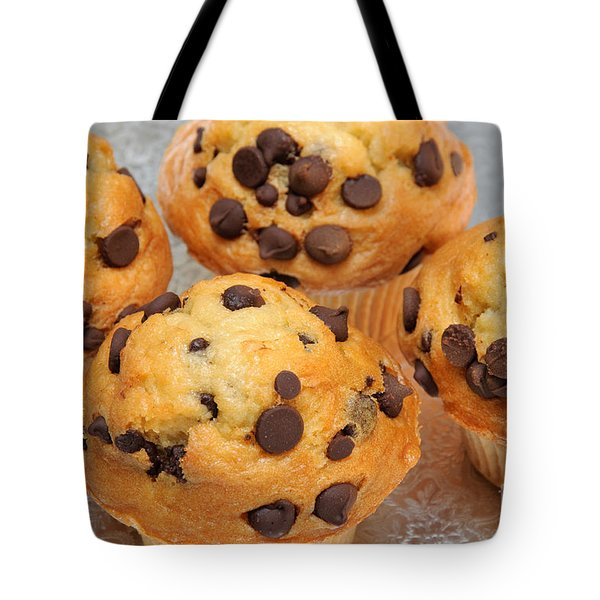 Muffin Tops 1 Tote Bag by Andee Design