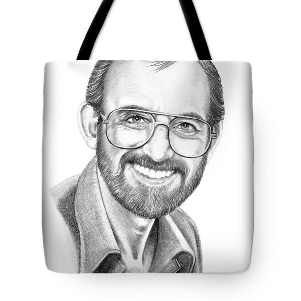 Murphy Art. Elliott Tote Bag by Murphy Elliott