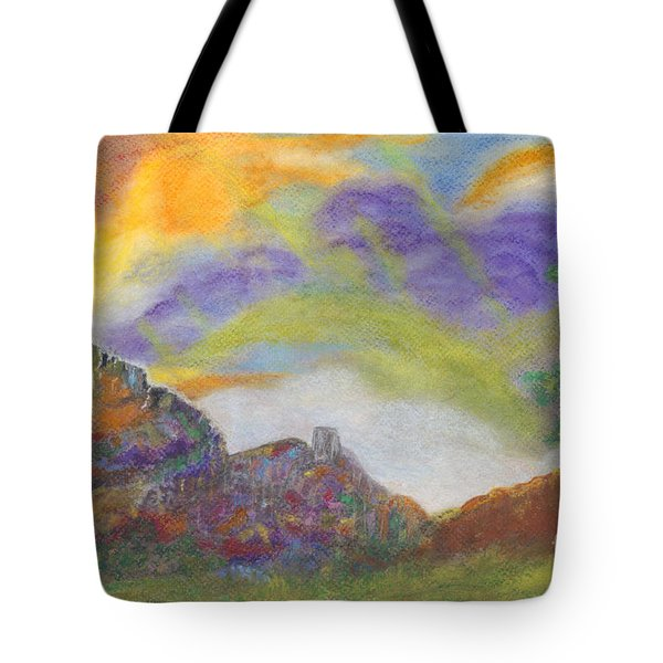 My Planet Tote Bag by Mary Zimmerman