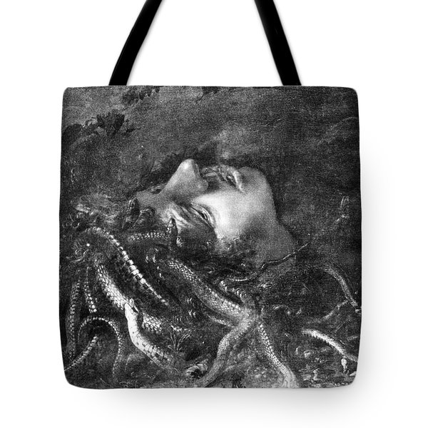 Mythology: Medusa Tote Bag by Granger