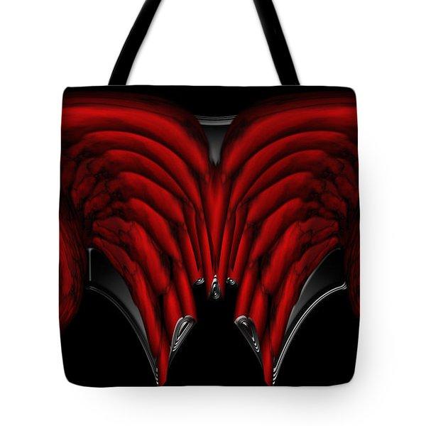 Nanocyte Tote Bag by Christopher Gaston