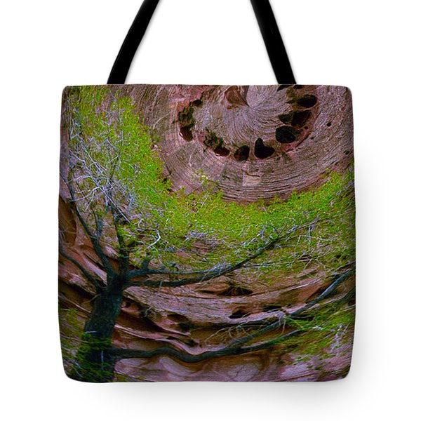 Orb Tote Bag by Jean Noren