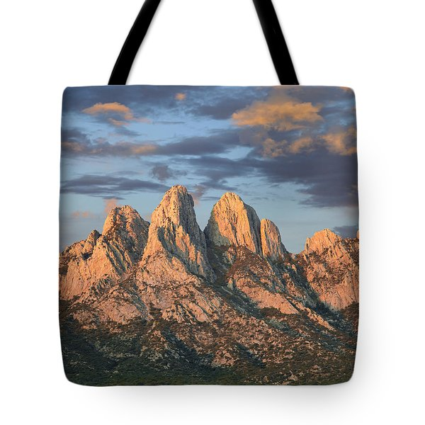 Organ Mountains Near Las Cruces New Tote Bag