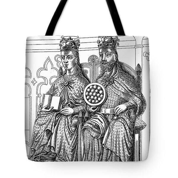 Otto I (912-973) Tote Bag by Granger