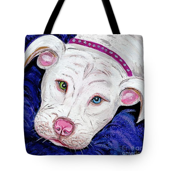 Pillow Talk Tote Bag