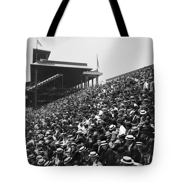 Pittsburgh: Forbes Field Tote Bag by Granger