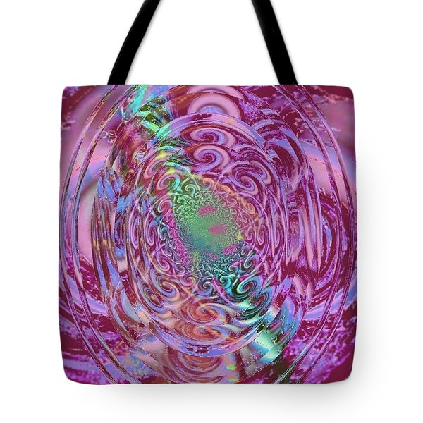 Power Of Mind Tote Bag