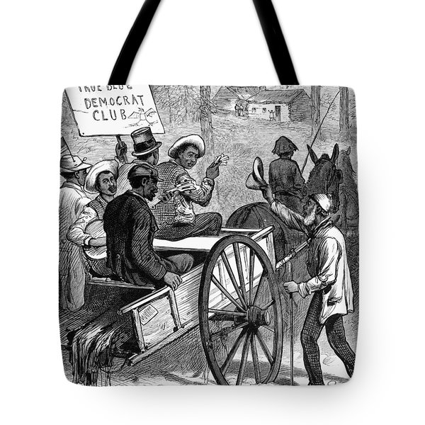 Presidential Campaign, 1876 Tote Bag by Granger