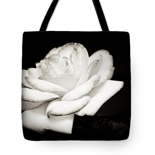 Tote Bag featuring the photograph Pure Beauty by Sara Frank