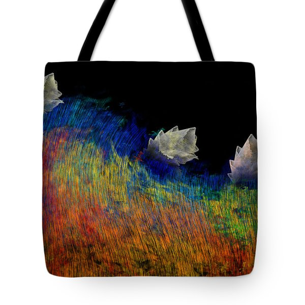 Pure Tote Bag by Christopher Gaston
