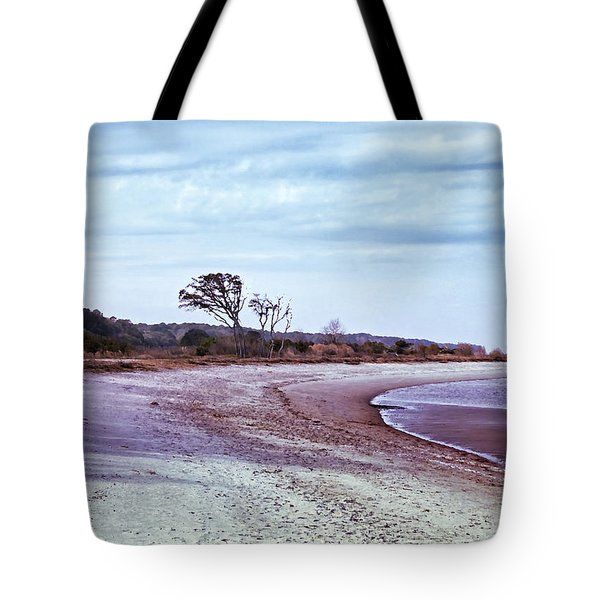 Quiet Cove  Tote Bag by Phill Doherty