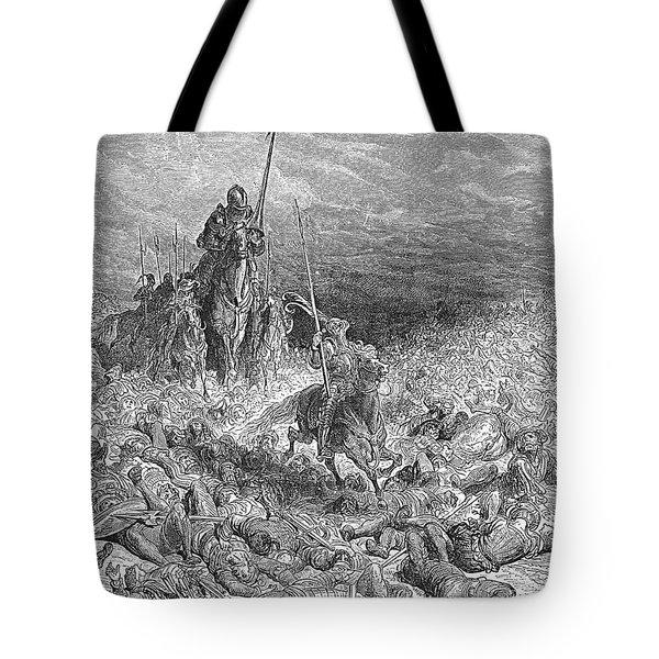 Rabelais: Gargantua Tote Bag by Granger