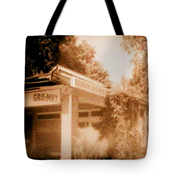 Rainbow Gro-mkt  Tote Bag