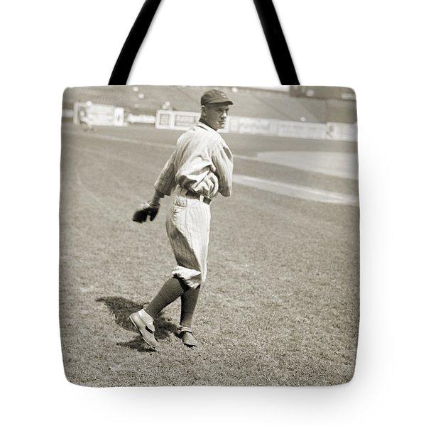 Raymond Johnson Chapman Tote Bag by Granger