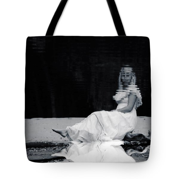 Reflection Tote Bag by Joana Kruse