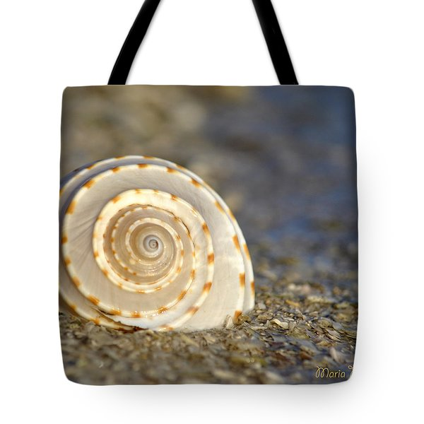 Resonance Of The Sea Tote Bag