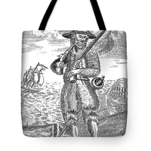 Robinson Crusoe Tote Bag by Granger