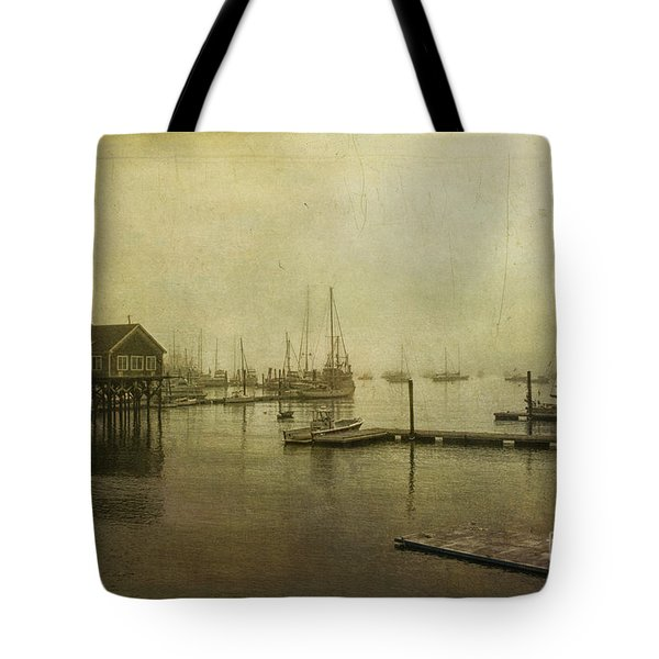 Rockland Harbor Tote Bag