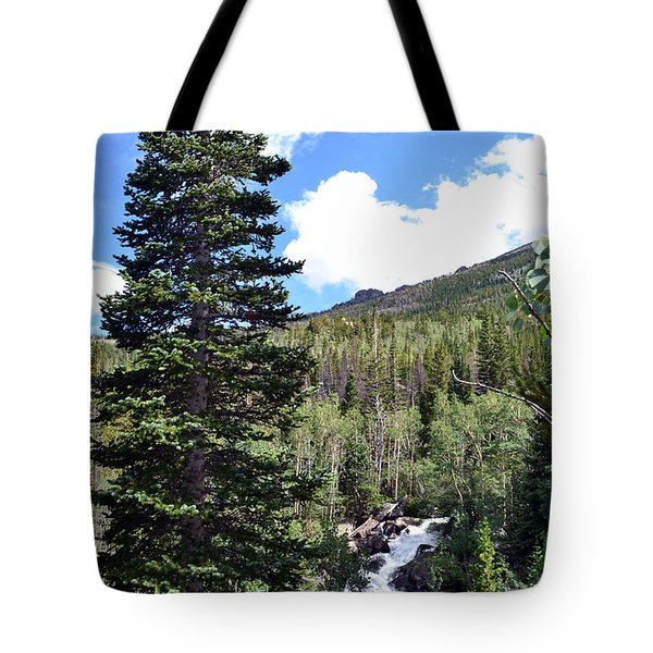 Rocky Mountain National Park2 Tote Bag