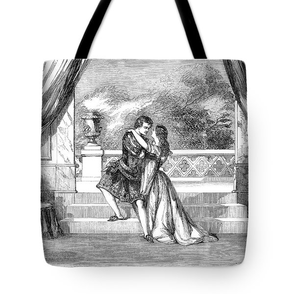 Romeo & Juliet Tote Bag by Granger