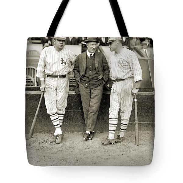 Ruth, Dunn And Bentley Tote Bag by Granger