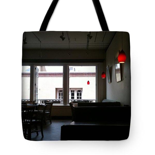 Santa Fe Eatery Tote Bag