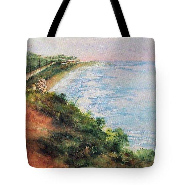 Sea Of Dreams Tote Bag