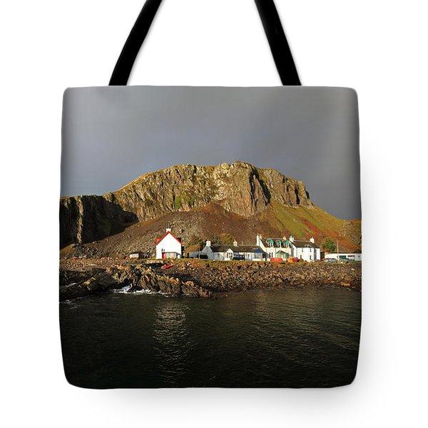Seil Island Tote Bag