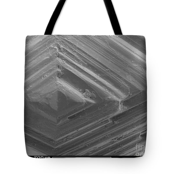 Sem Of A Diamond Tote Bag by Ted Kinsman