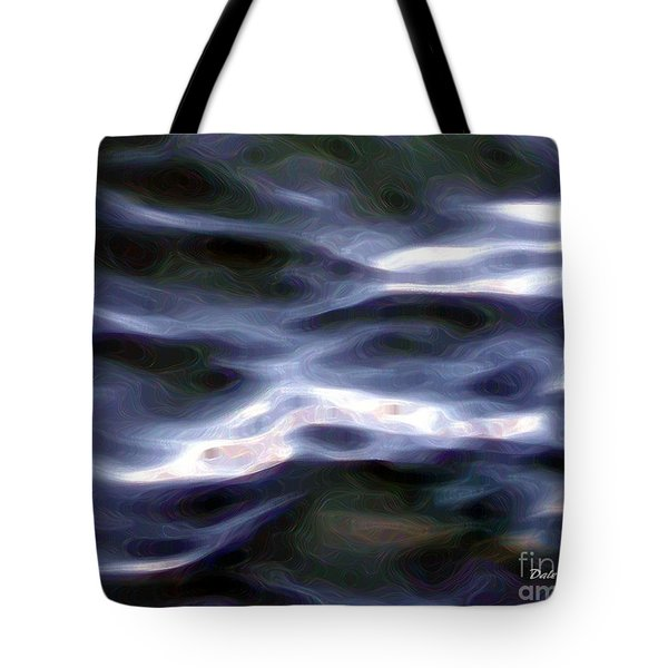 Serenity Tote Bag by Dale   Ford