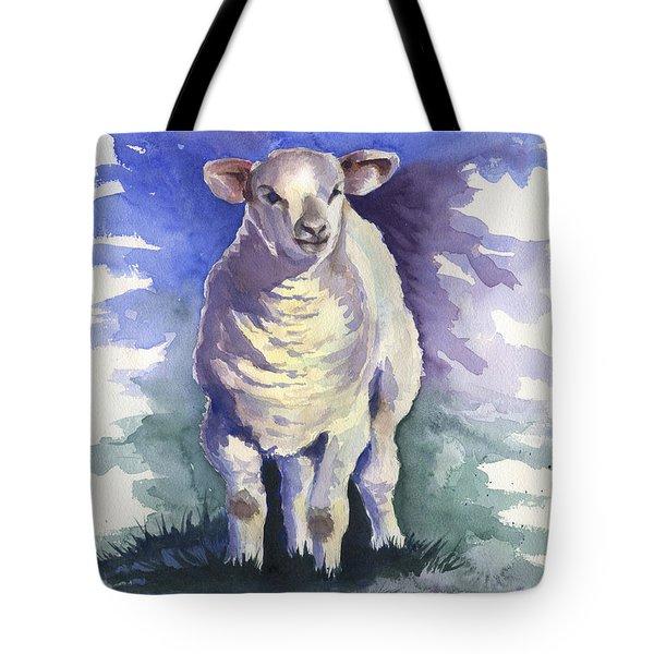 Shellies Lamb Tote Bag