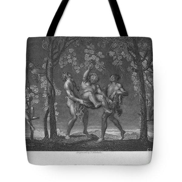 Silenus Tote Bag by Granger
