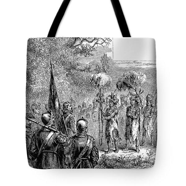Sir Francis Drake Tote Bag by Granger