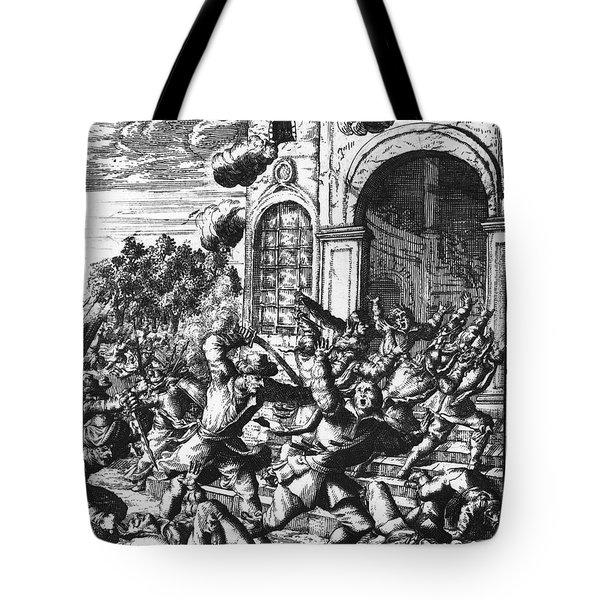 Sir Henry Morgan Tote Bag by Granger