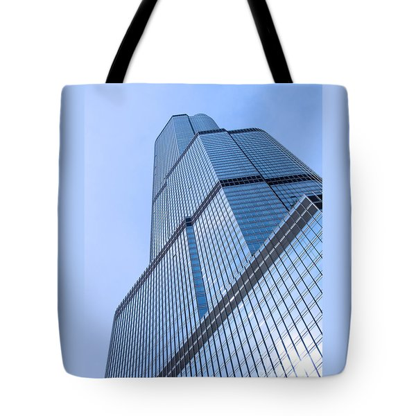 Skyward Tote Bag by Ann Horn