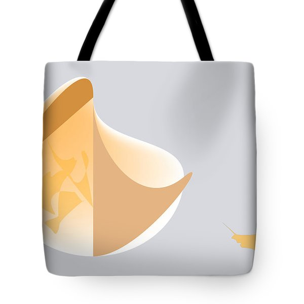 Snail Oracle Tote Bag
