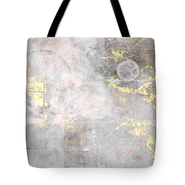 Starlight Mist Tote Bag by Christopher Gaston