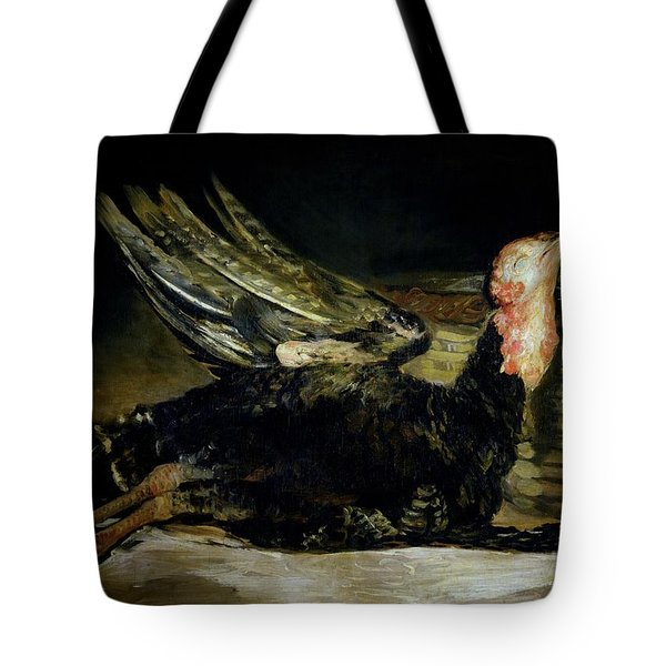 Still Life Tote Bag by Goya