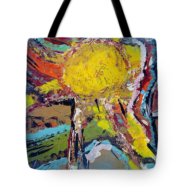 Sunny Days Tote Bag